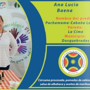 Pachamama - Ana Lucía Baena (Cuidado personal)